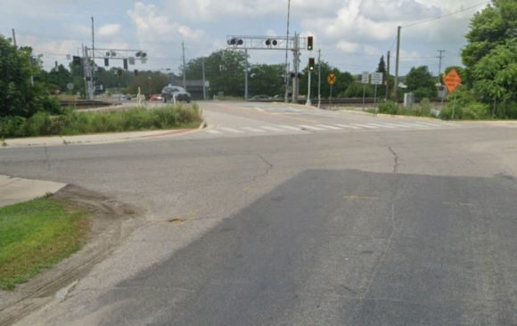 Elkhart Local Trax Railroad Grade Separation at Sunnyside Ave./Concord Mall Dr. and CR 13